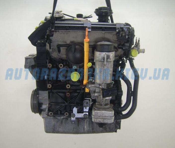 Двигатель 1.9 TDI ATD