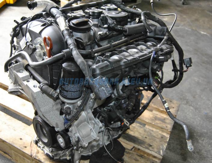 Двигатель CDAA 1.8 TSI VAG