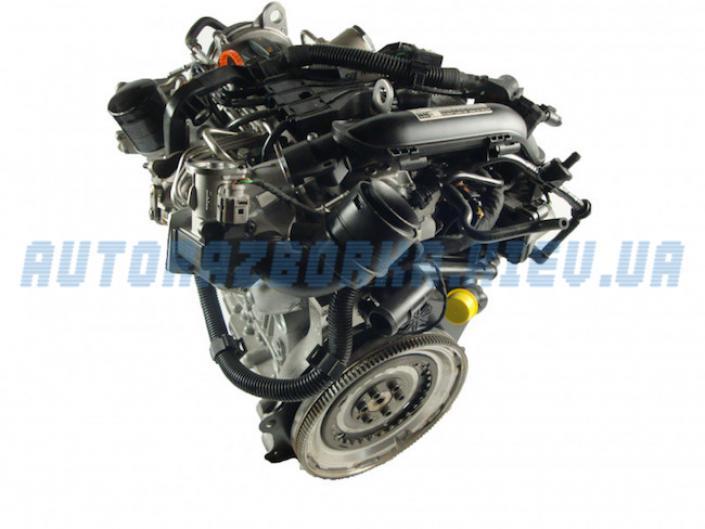 Двигатель CBZ 1.2 TSI  VAG