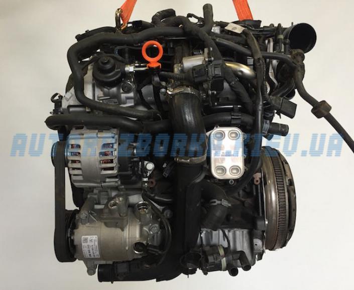 Двигатель CFFB 2.0 TDI VAG