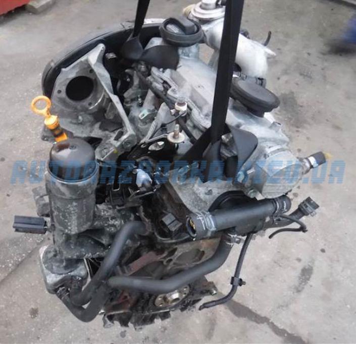 Двигатель 1.9 TDI AGR