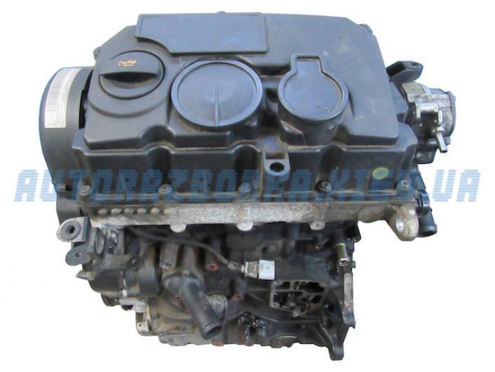 Двигатель 1.9 TDI BLS