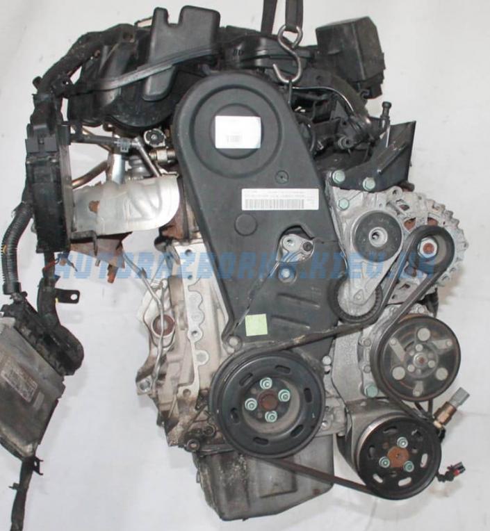 Двигатель BFQ 1.6, 8V VAG