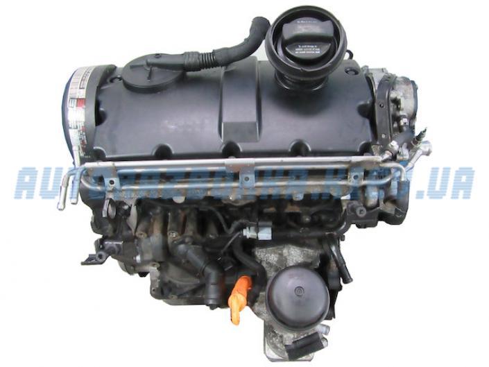 Двигатель 1.9 TDI AXR