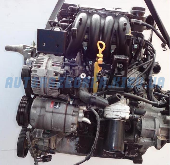 Двигатель 1.6 SR AKL