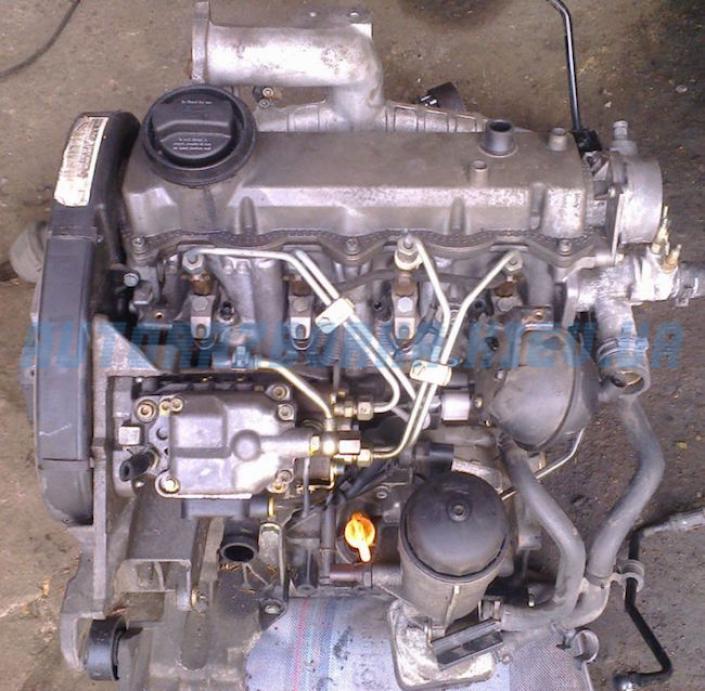 Двигатель 1.9 TDI ALH
